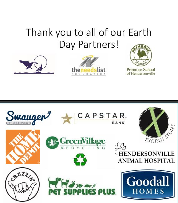 thank you earth day partners