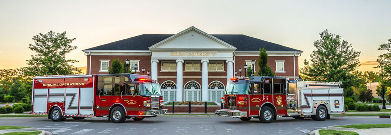 Engine 2 and Special Ops at Union University